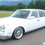Modified Toyota Century (1)