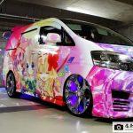 Toyota Alphard Tuning (1)