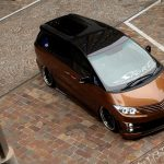 Toyota Estima R50W (7)