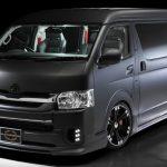 Toyota HiAce Tuning (1)