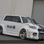Twin turbo Tundra-powered, RWD Scion xB (1)