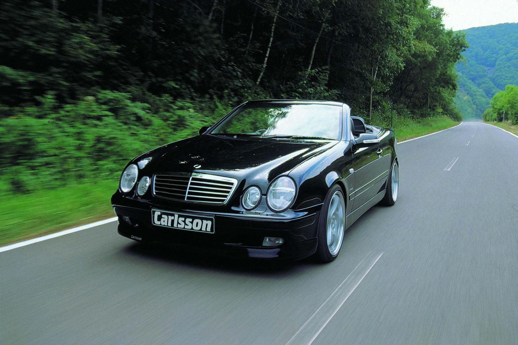 carlsson-mercedes-clk-class-a208-front