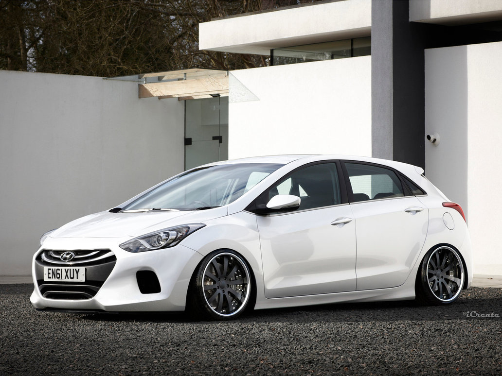 hyundai i30 3 tuning. Black Bedroom Furniture Sets. Home Design Ideas