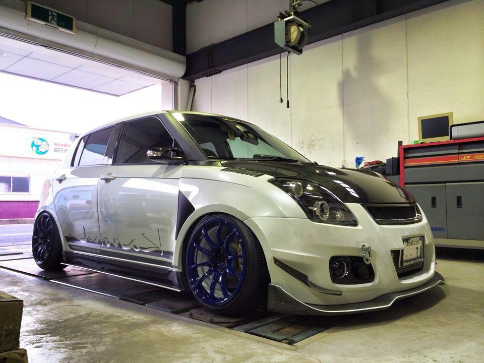 Suzuki Swift Sport Rims