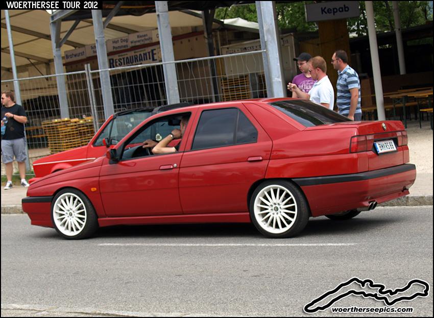 Alfa Romeo 155 Tuning