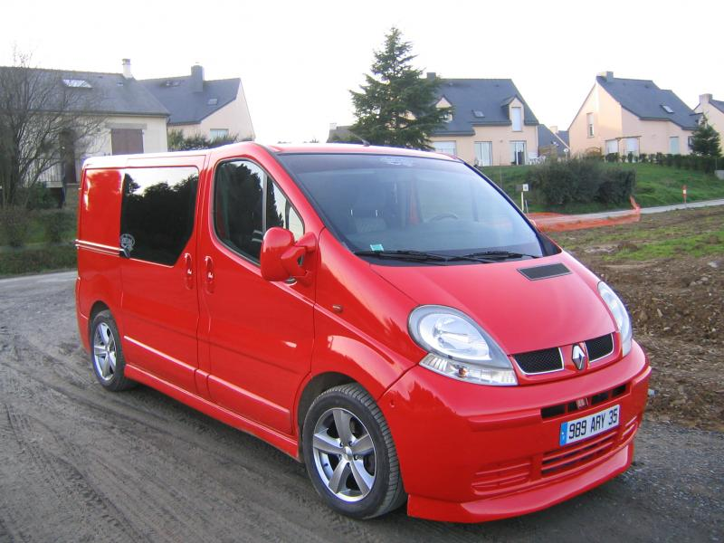 renault trafic tuning tuning. Black Bedroom Furniture Sets. Home Design Ideas