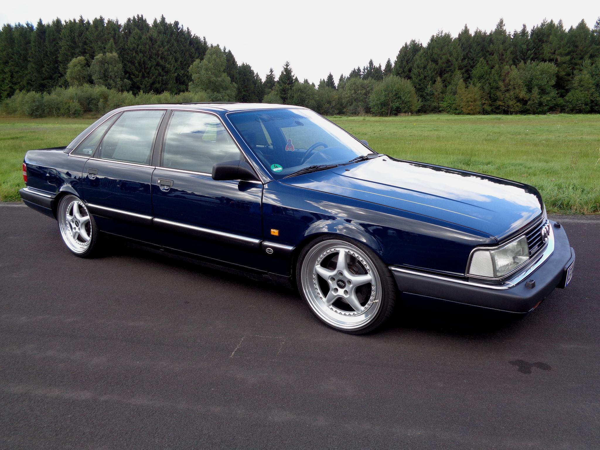 Audi 200 Tuning 3 Tuning
