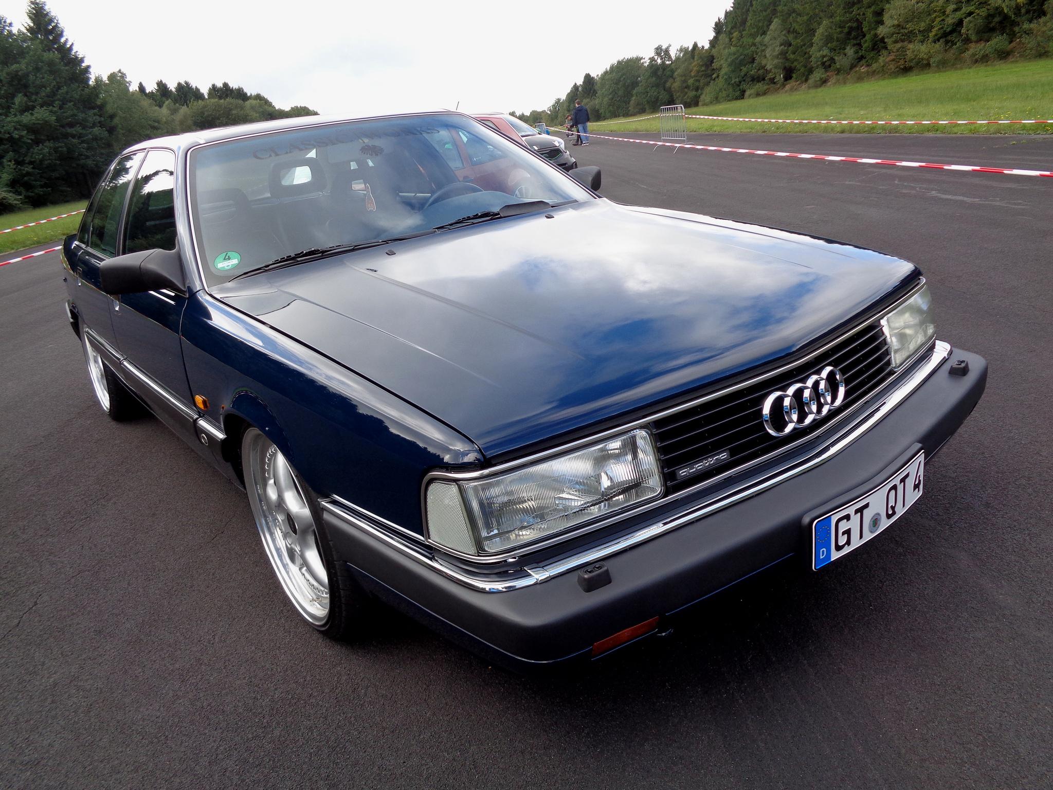 Audi 200 Tuning 4 Tuning