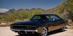 Dodge Charger (B) 2G