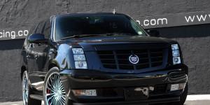 Cadillac Escalade (3G) GMT 900