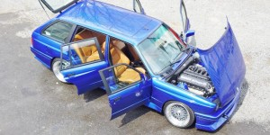 BMW 3 Series (E30) Touring
