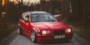 BMW 3 Series (E36) Touring