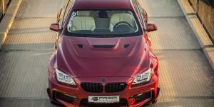 BMW 6 Series (F12)