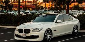 BMW 7 Series (F01)