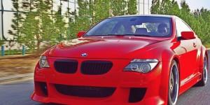 BMW 6 Series (E63)