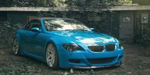 BMW 6 Series (E64)
