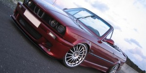 BMW 3 Series (E30) Convertible