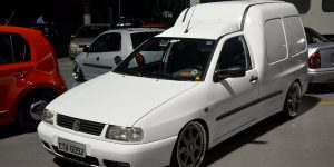 Volkswagen Caddy Typ 9K