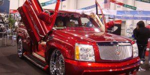Cadillac Escalade (2G) GMT800