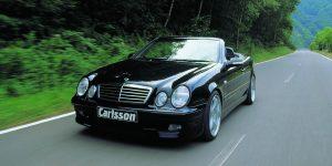 Mercedes-Benz CLK-Class (C208/A208)