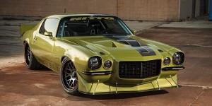 Chevrolet Camaro (2G)