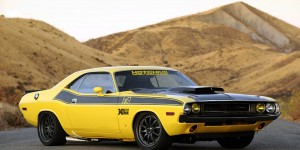 Dodge Challenger (1G)