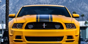 Ford Mustang (5G)