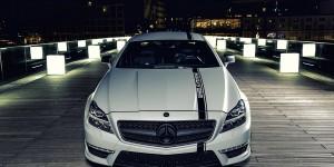 Mercedes-Benz CLS-Class (W218)