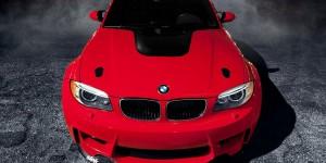 BMW 1 Series (E82)