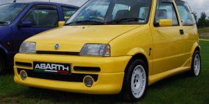 Fiat Cinquecento (Type 170)