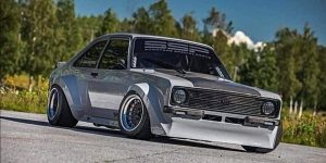 Ford Escort (MK2)
