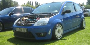 Ford Fiesta (5G)