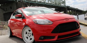 Ford Focus (3G)