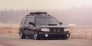 Subaru Forester (SF)