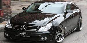 Mercedes-Benz CLS-Class (W219)