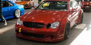 Mercedes-Benz CLK-Class (C209/A209)