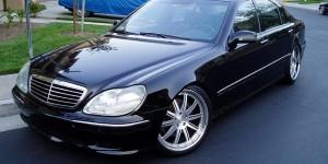 Mercedes-Benz S-Class (W220)