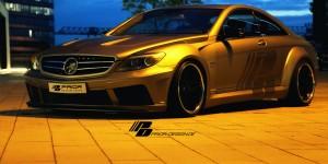 Mercedes-Benz CL-Class (C216)