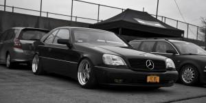 Mercedes-Benz CL-Class (W140)