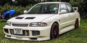 Mitsubishi Lancer Evolution 3