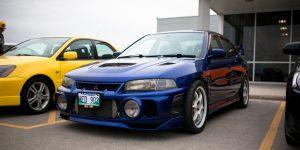 Mitsubishi Lancer Evolution 4