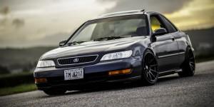 Acura CL (YA1)