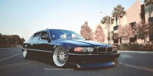BMW 7 Series (E38)