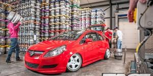 Vauxhall Corsa (MK3)