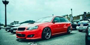 Subaru Legacy (4G) BP