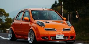 Nissan Micra (K12)