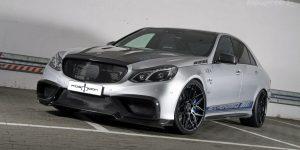Mercedes-Benz E-Class (W213)