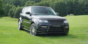 Range Rover Sport 2G (L494)