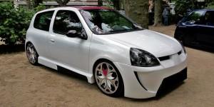 Renault Clio II (Facelift)