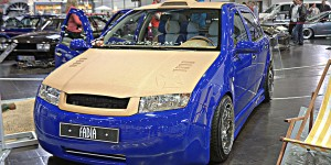 Škoda Fabia (6Y)
